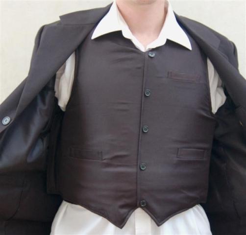 Executive Bulletproof Vest