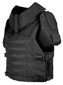 MOLLE Vest with Ballistic Protection Up To Level IIIA