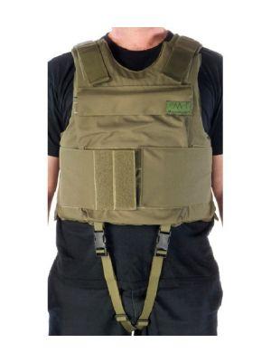 Body Armor Vest Flotation capability level III-A + plates