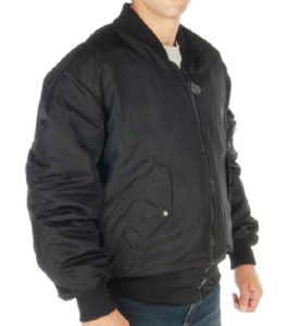Flight Jacket Body Armor with sleeves IIIA B