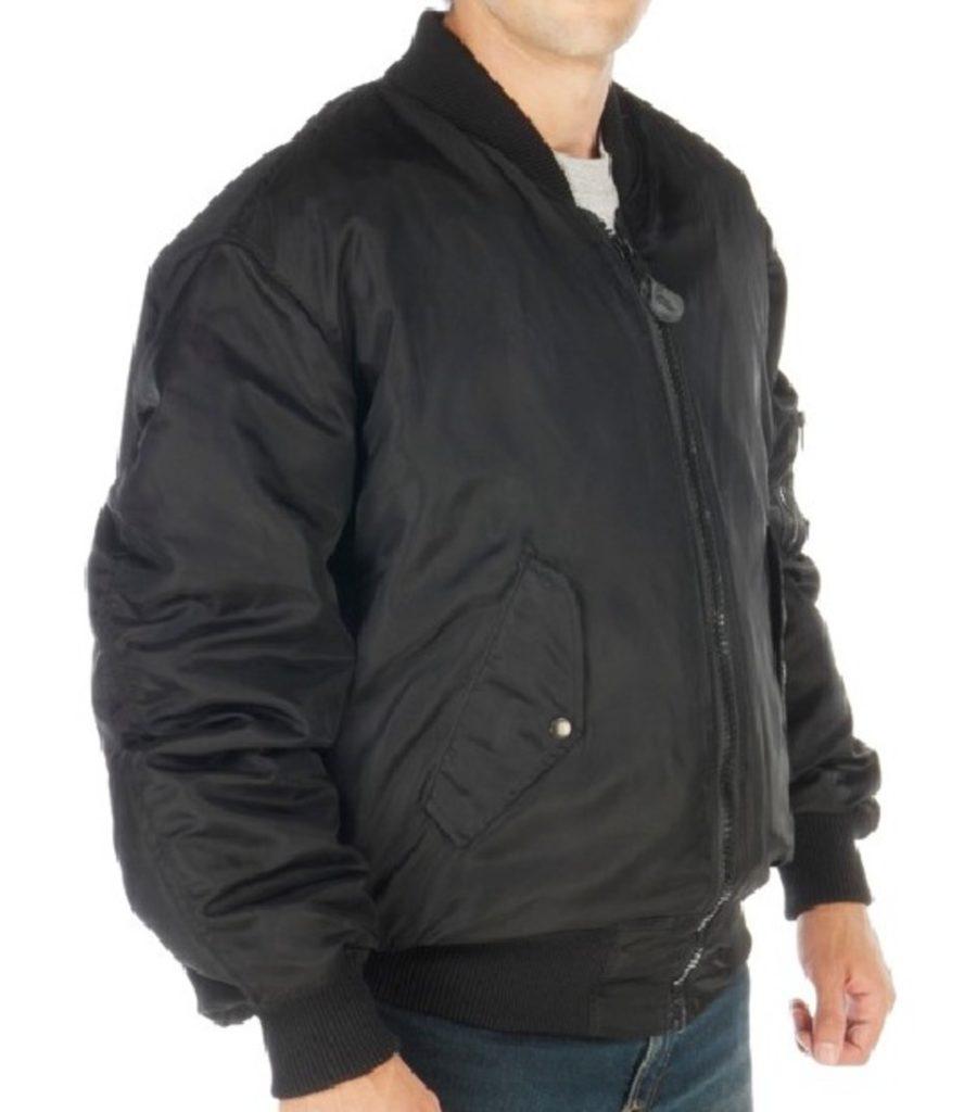 Flight Jacket Body Armor with sleeves IIIA B