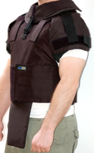 Arms and neck and groin protection