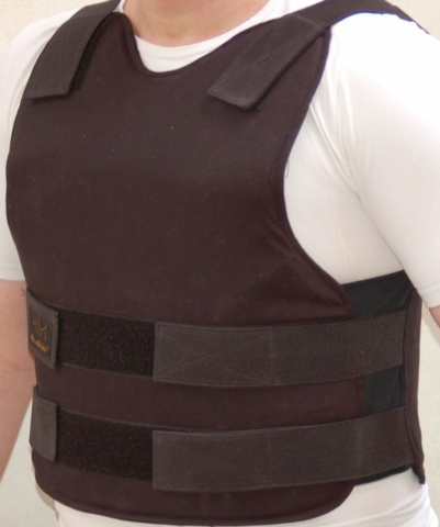 Concealable Vest level IIIA