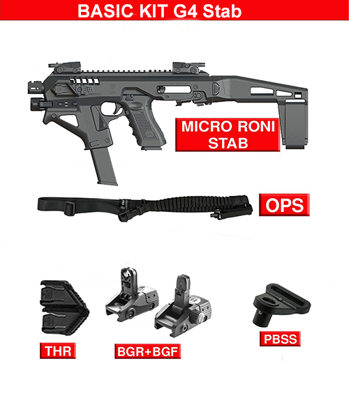 Basic kit for Micro RONI G4 STAB