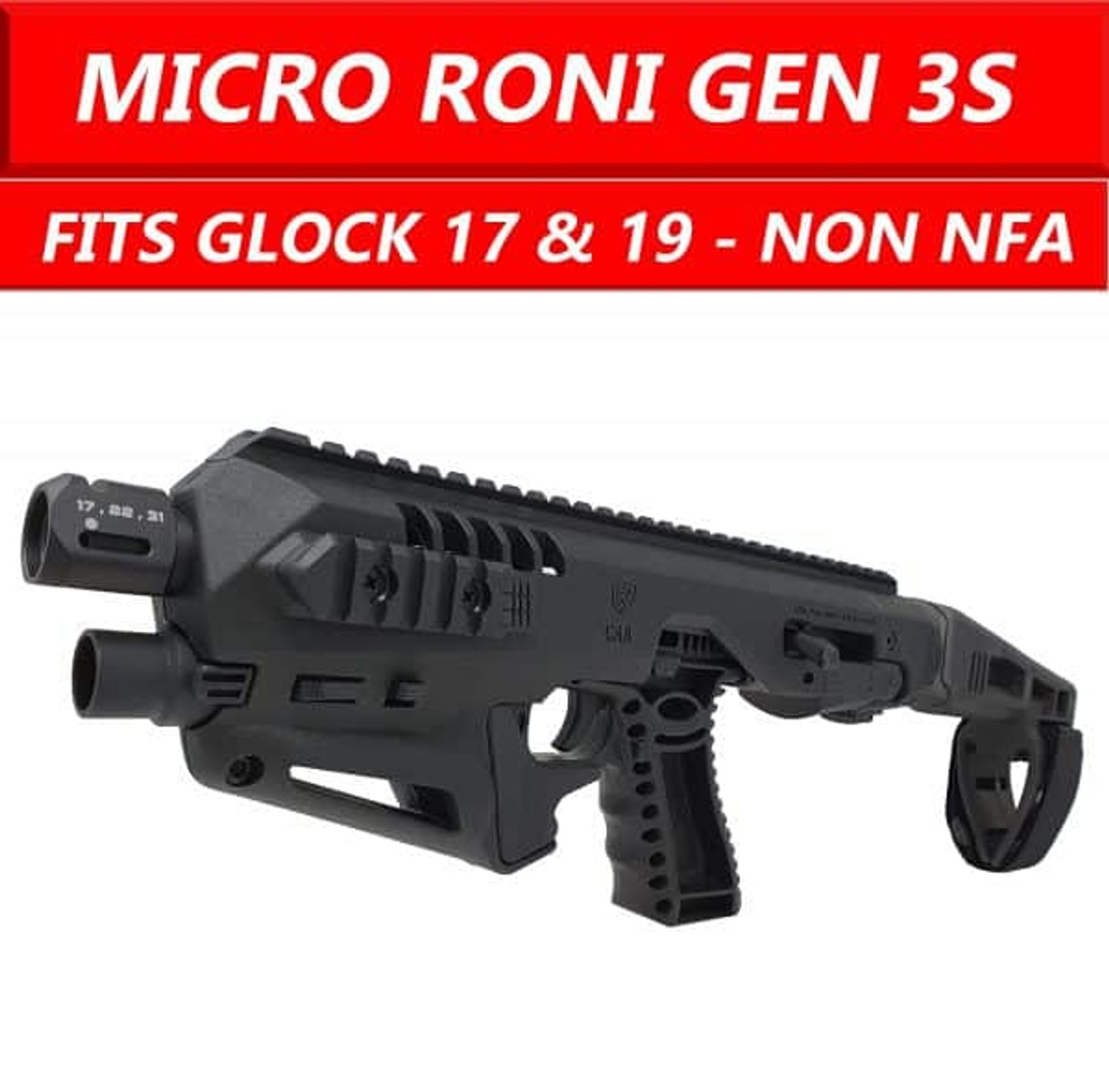 Micro Roni Gen 3S