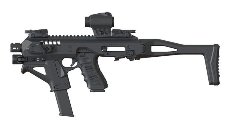 Micro Roni Gen 4 for Glock 19 17