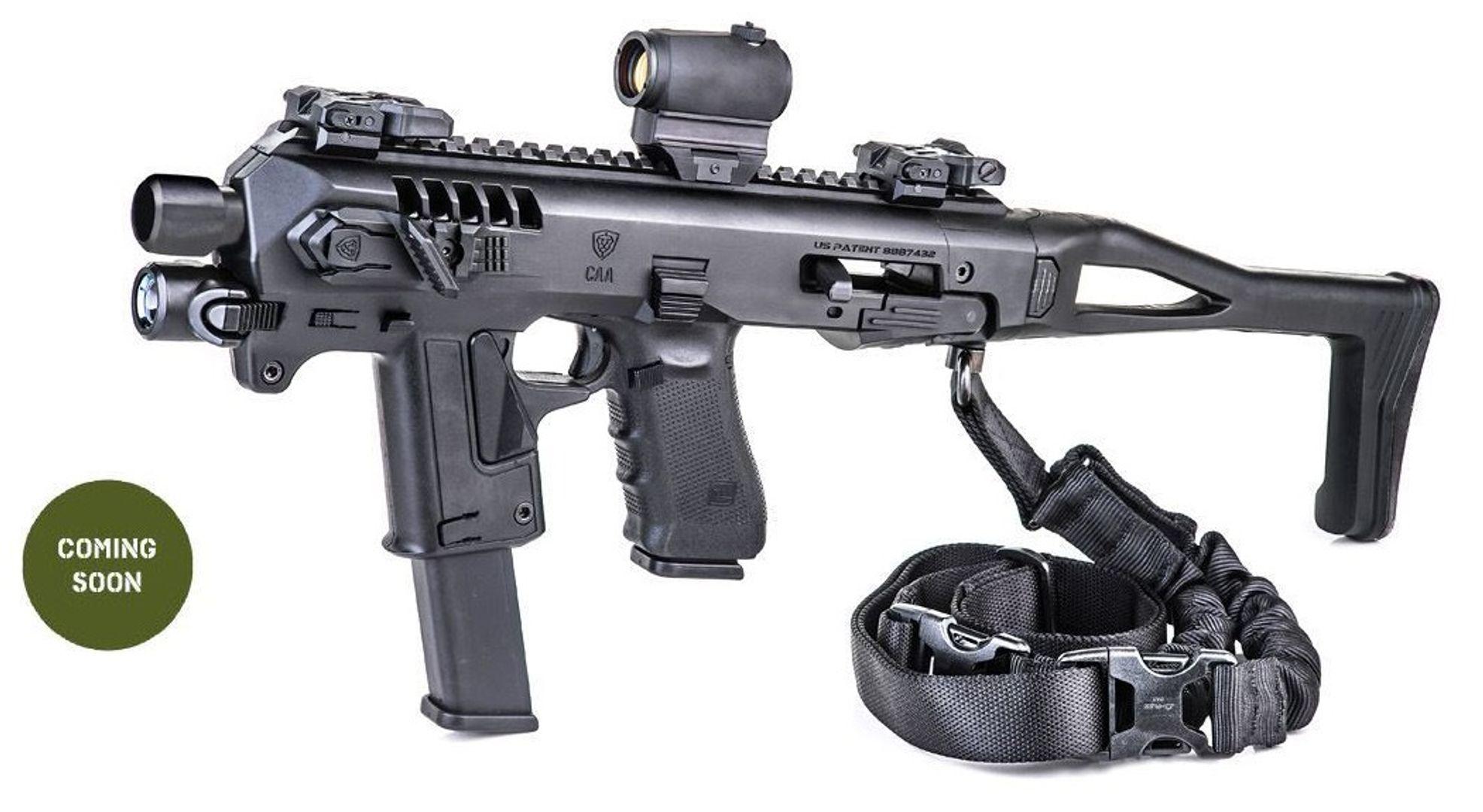 Micro Roni for Glock 19, 23, 32