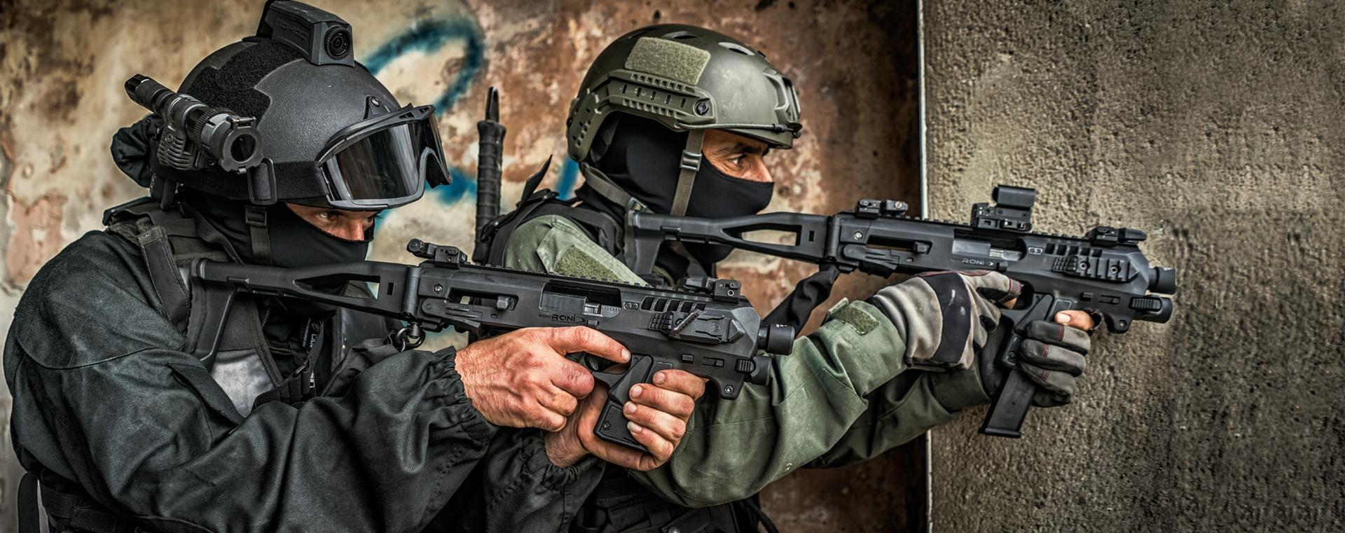 pistol conversion kits