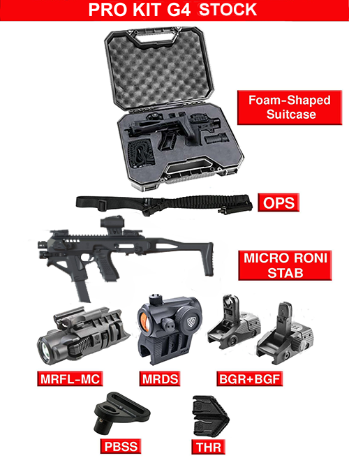 Pro Kit Micro Roni G4 Stock