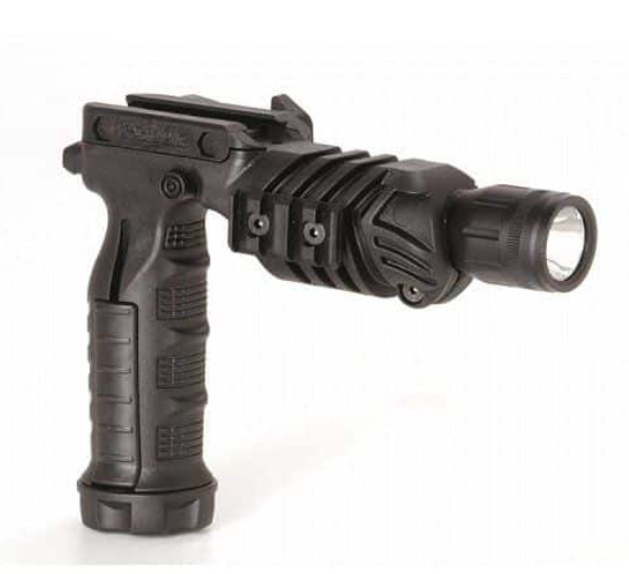 Front Front grip w. TC1 flashlight
