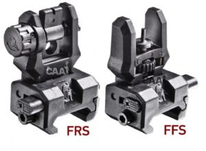 First Micro Roni Sights FRS-FFS