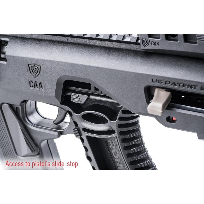 Micro Roni G4 - Access Pistol Slide-Stop