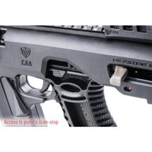 Micro Roni Gen 4 Stock - Access Pistol Slide-Stop