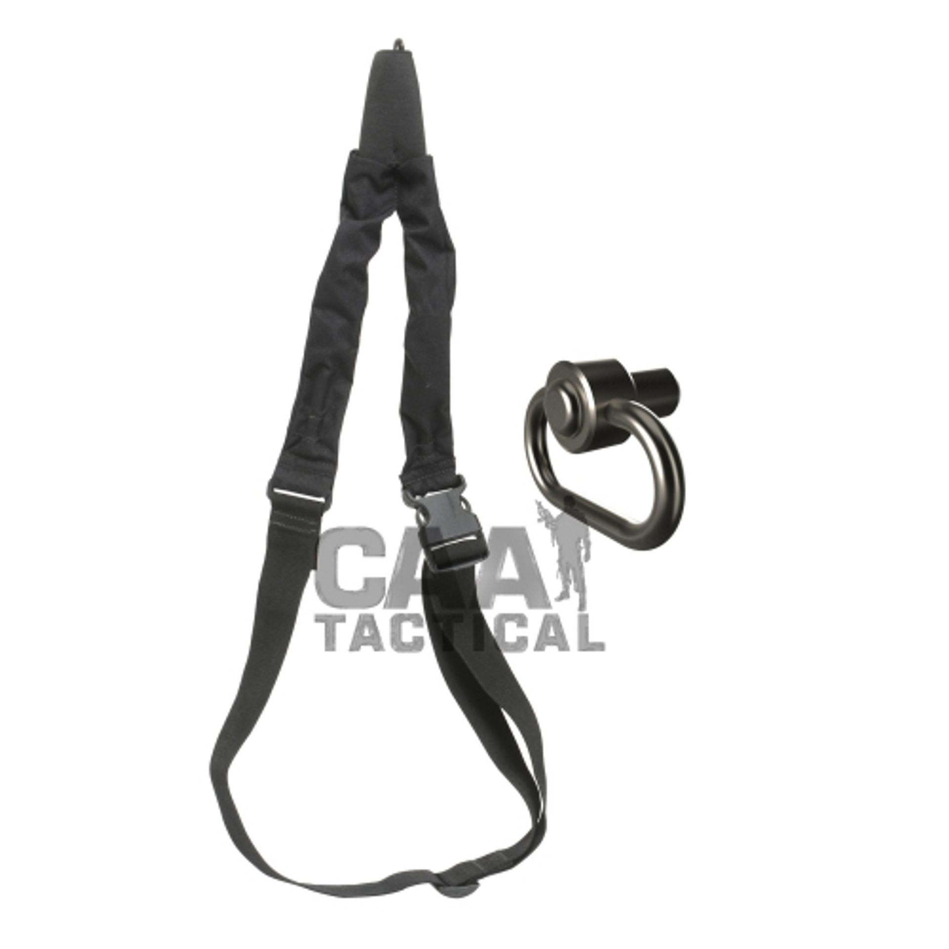 One point sling & Q.D sling swivel - OPS+PBSS 01