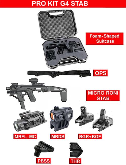 Pro Kit Micro RONI G4 STAB