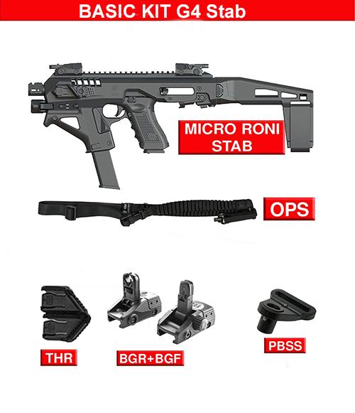 Basic kit for Micro RONI G4 STAB