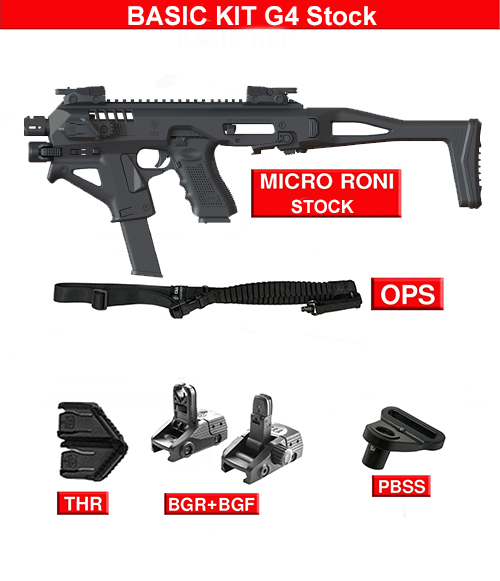 Basic kit for Micro RONI G4 Stock