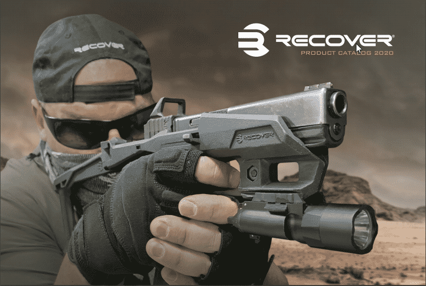 Recover Tactical 2020