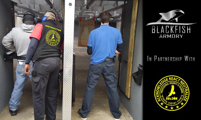 Blackfish Armory Partnership