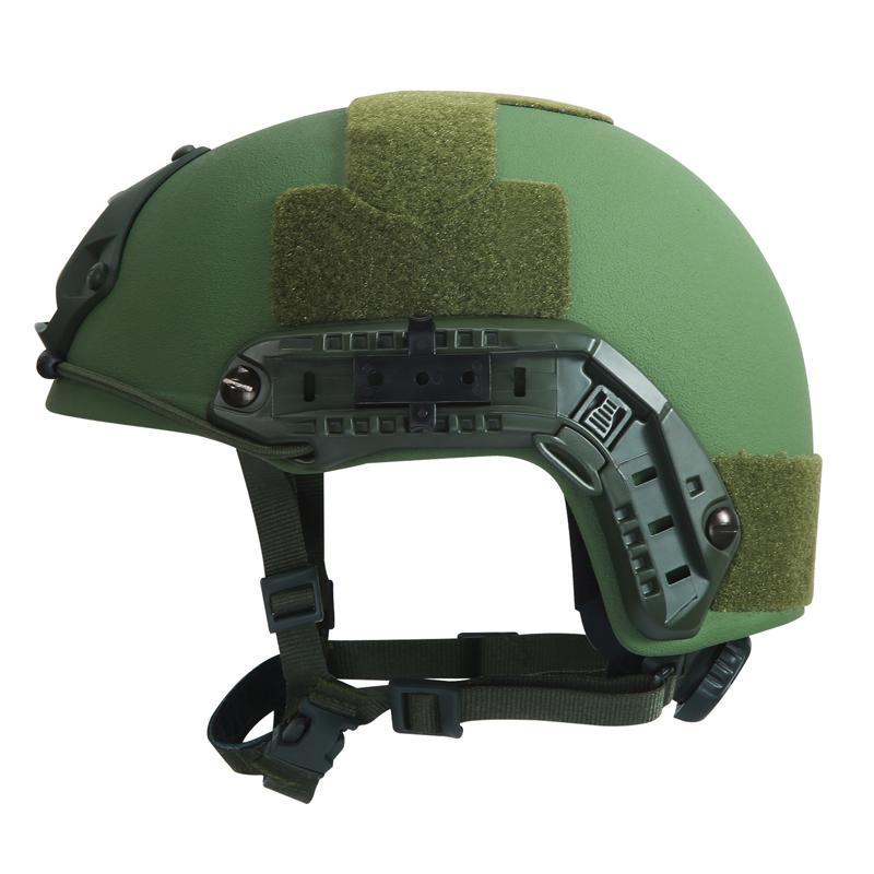 Fast Ballistic Helmet Green