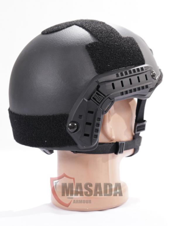 Fast Ballistic Helmet Black