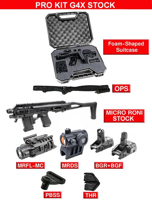Pro Kit Micro RONI G4X STOCK