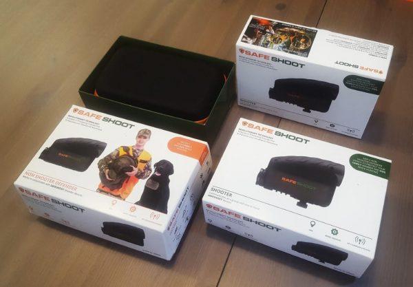 SafeShoot Boxes