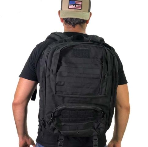 Tactical Bulletproof Backpack