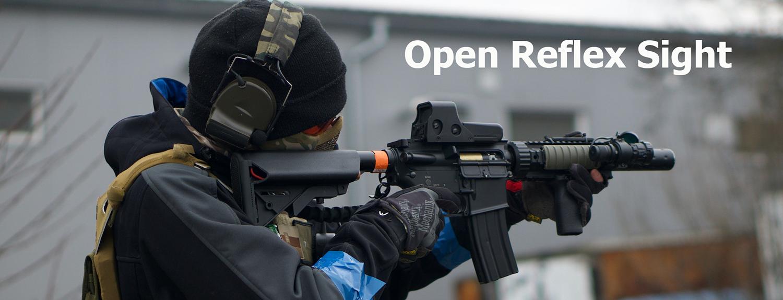 Open Reflex Sight