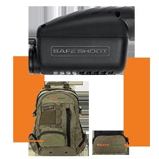 SafeShoot Defender device