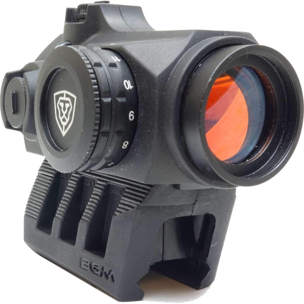 CAA Red Dot Sight MRDS 01
