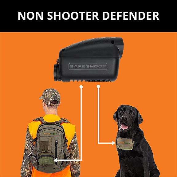 SafeShoot Non-Shooter