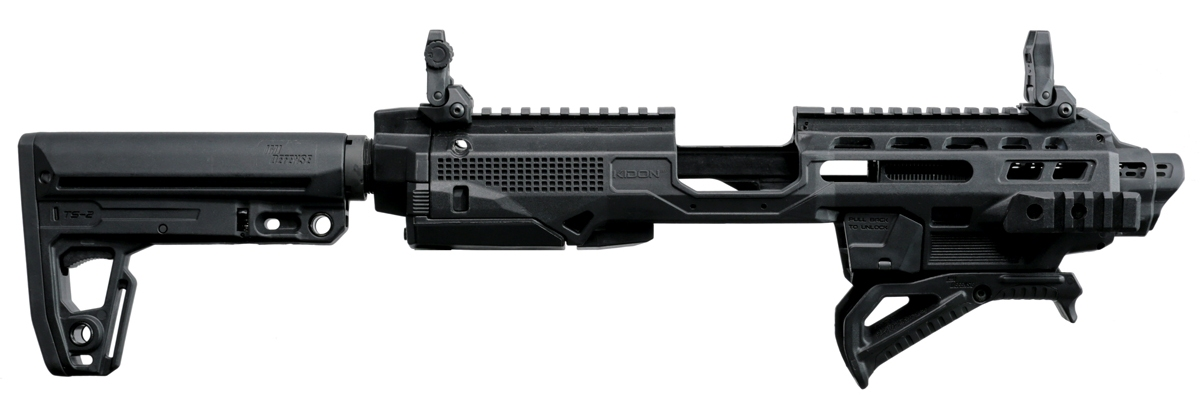 IMI Defense KIDON Pistol to Carbine Conversion Kit M4 Style