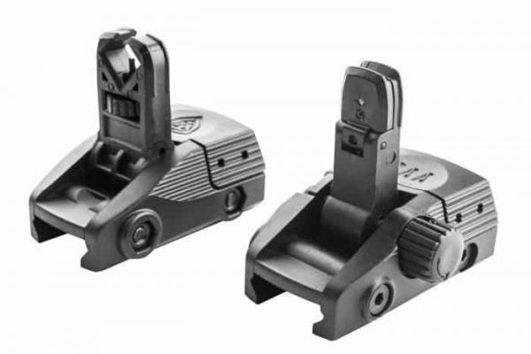 Micro Roni G4 APX - BGF-BGR Sights