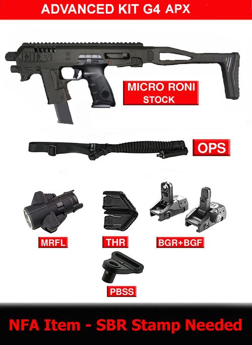 Advanced MR G4 APX