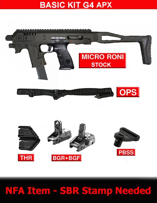 Basic MR G4 APX